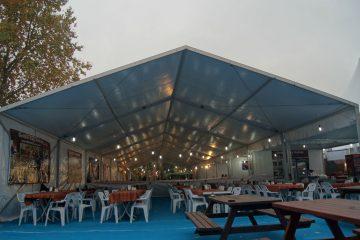Yemekhane Çadırı